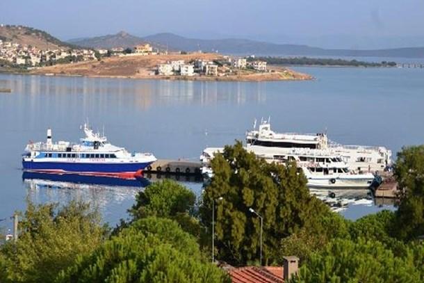 Midilli'ye belediye vapuru seferleri Mayıs'ta başlıyor