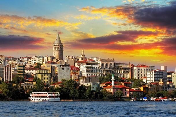 Konutta satış rekoru İstanbul'da