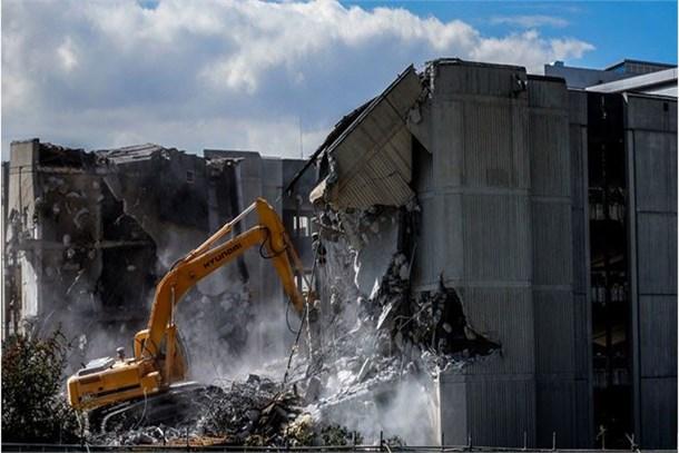 TBMM'nin yeni binası 1 yıl sonra kullanıma hazır olacak