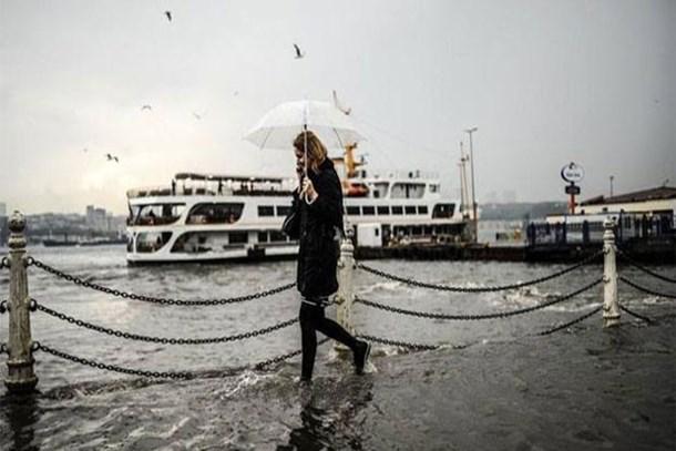 Meteoroloji İstanbul için saat verdi! Bu saatlere dikkat edin