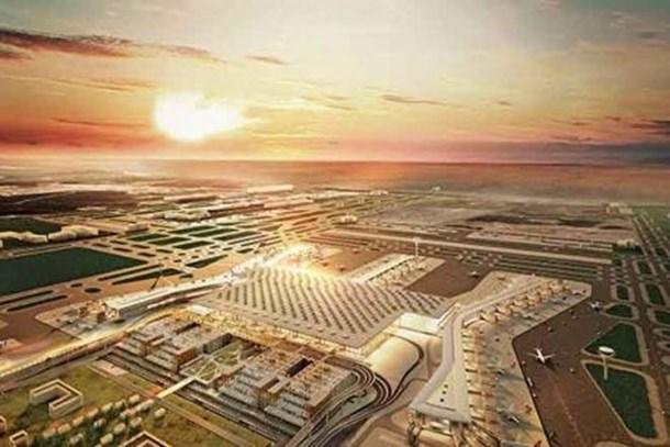 3.Havalimanı'nın başarısı belgesel oluyor!