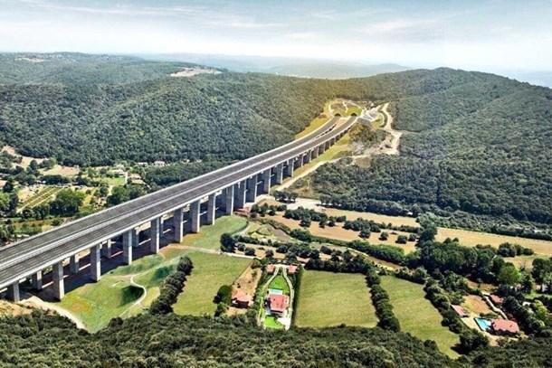 Kuzey Marmara Otoyolu güzergahına 604 bin fidan dikilecek
