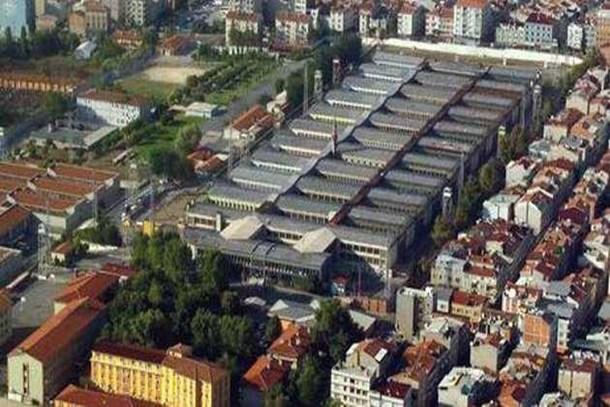 Bayrampaşa Cezaevi'ne 2.300 konut geliyor