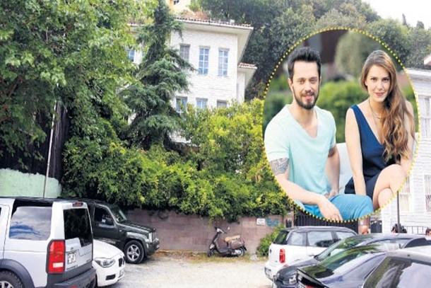 Murat Boz-Aslı Enver çifti öğrencilerden kaçtı! Kuruçeşme'ye taşındı