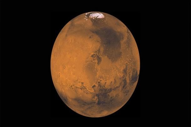 200 bin dolar verene Mars'ta yaşam alanı!