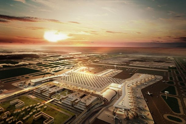 3. Havalimanı'nın başarısı belgesel oluyor