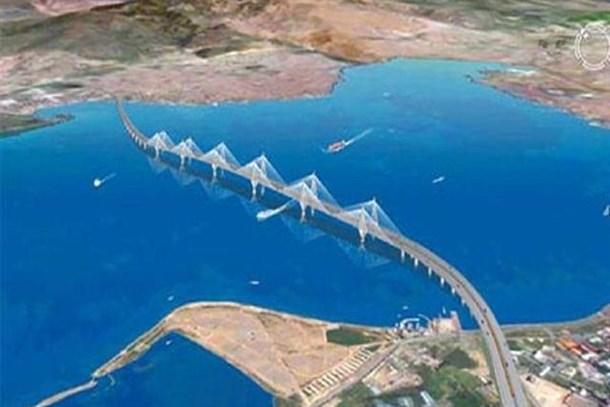 Çanakkale Köprüsü'nde Japonlarla ortaklık için mutabakata varıldı!