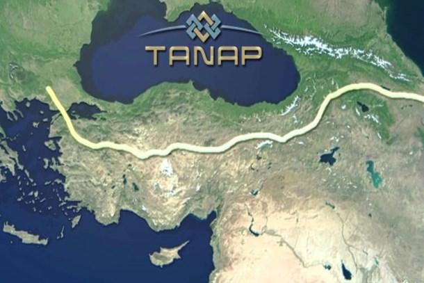 Dev proje TANAP'ta çalışmalar aralıksız sürüyor