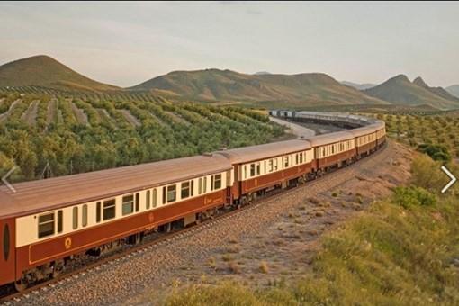 Japonya'nın yedi yıldızlı trenleri lüks villaları aratmıyor