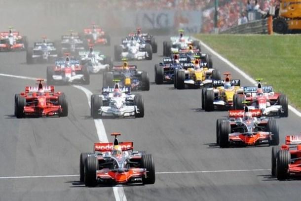 Formula 1 yarışları satılıyor