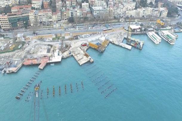 Martı projesi ile İstanbul'a yeni merkez