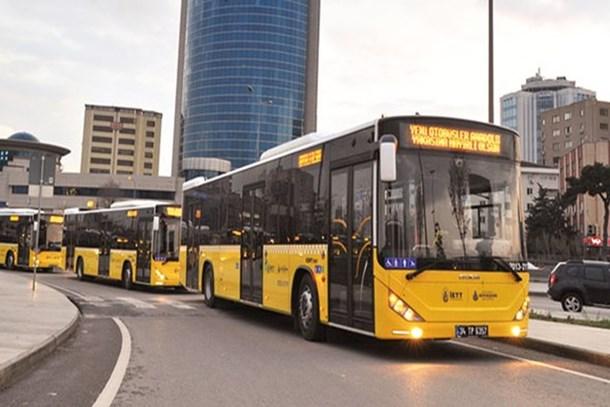 İstanbul'da tarih yazılıyor! İETT otobüsü artık yok