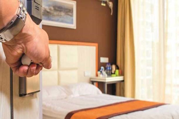 Artık otel odaları aylık kiralanıyor! Hemde aylığı bin liraya