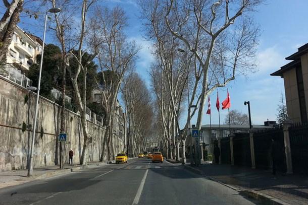 Dolmabahçe ve Ortaköy arasında yerin iki kat altına imar izni