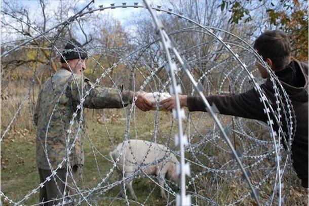 Gürcistan'daki evi 2 günde Rusya'ya geçti