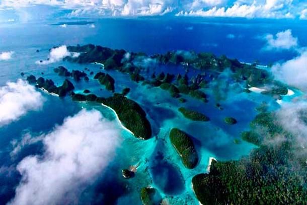 Endonezya'nın ada sayısı arttı! 14 bin 752 oldu
