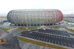 Gaziantepspor'un yeni stadı Pazar günü açılıyor