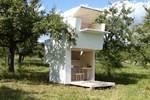 Daha da ileri gittiler! En küçüğü bu! 7 metrekarelik ev