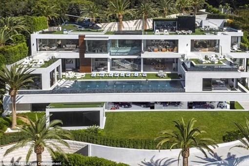 ABD'nin en pahalı evi satılık! 250 milyon dolar