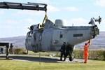 Askeri helikopteri eve dönüştürdüler