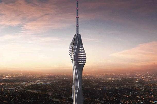 Çamlıca TV Kulesi Camlıca Camii ile birlikte açılacak