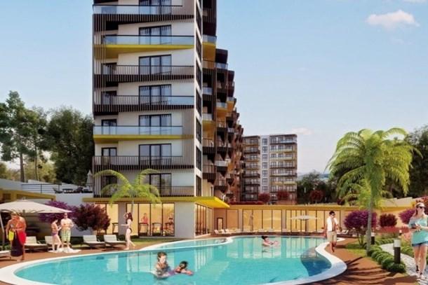 Optimum Gardens: Yeni proje! 295 bin TL'ye!