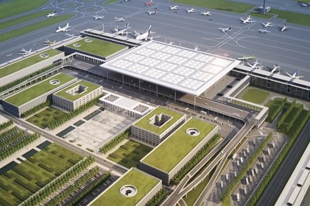 5. kez ertelendi! Berlin'in havalimanı bu yıl da açılmayacak