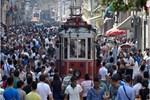 Yine en kalabalık şehir İstanbul oldu