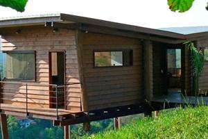 Dar alanda yaşamayı sevenlere küçük evler!