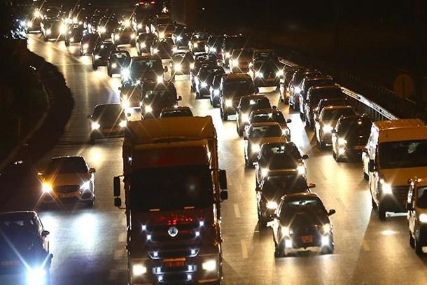 Sıkışık trafiğin maliyeti 6 milyar lira!