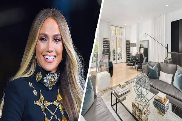 Jennifer Lopez rüya evini satışa çıkardı!