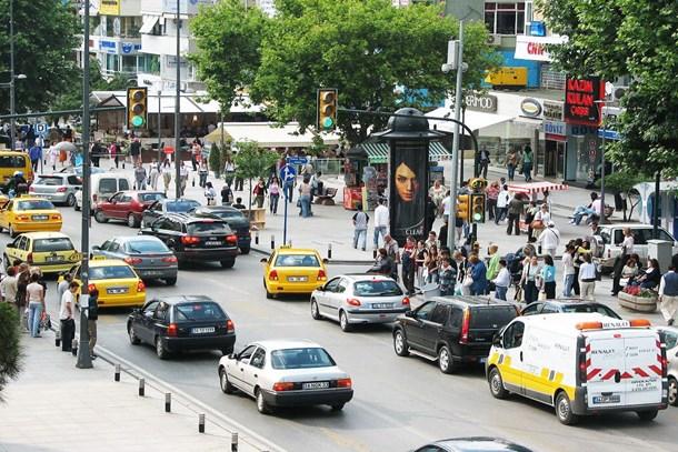 Bağdat Caddesi dönüşüyor!