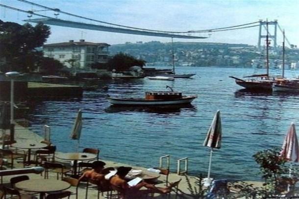 İstanbul köprü yokken böyleydi!