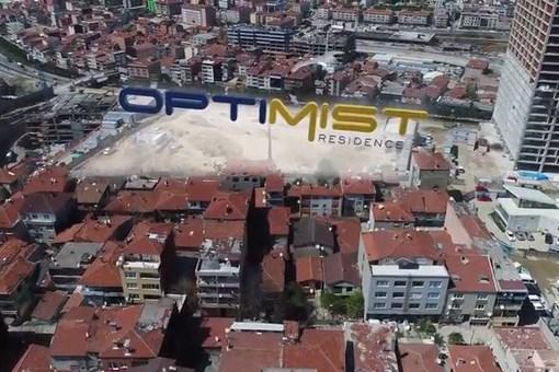 Optimist Residence reklam filmi yayında