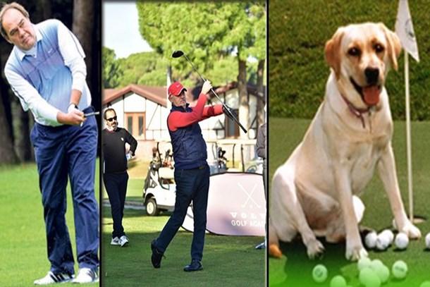 Golfçüler bu kez CAN DOSTLARIMIZ için sahada