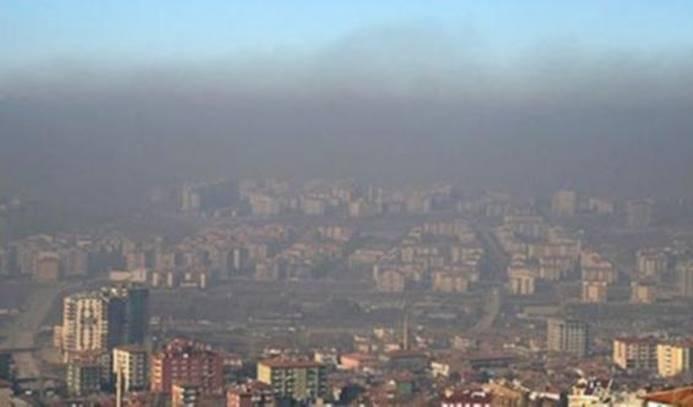 Dünya Sağlık Örgütü'nün (DSÖ) verilerine göre; Avrupa'da en kirli havaya sahip 10 şehrin 8'i...