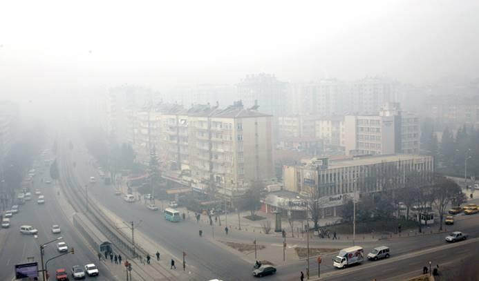 Avrupa genelinde büyük şehirler arasında bir sıralama yapıldığında ise İstanbul havası en kötü...
