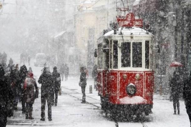 İstanbul'a ilk kar ne zaman düşecek?