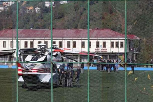 Cumhurbaşkanı Erdoğan Ayder'i inceledi