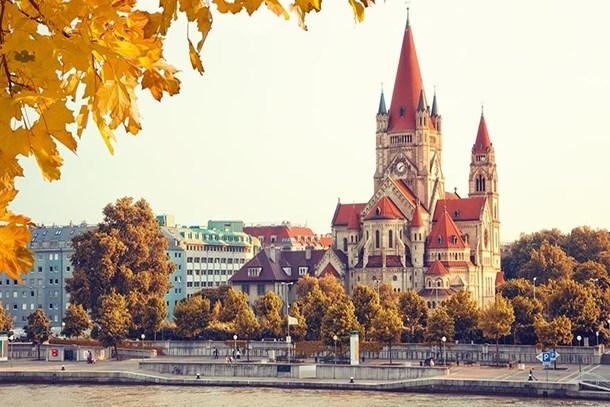Romantik tatil arayanlara Viyana!