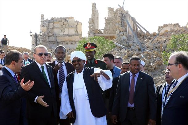 Osmanlı'nın o adasını Türkiye restore edecek