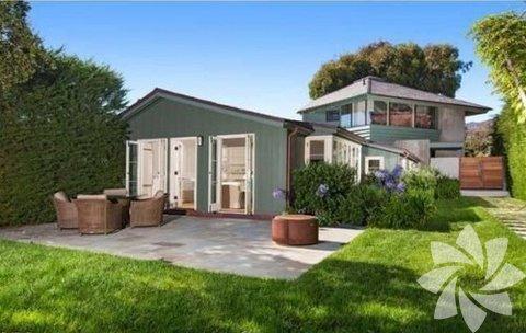 Leonardo DiCaprio'nun ABD'nin Los Angeles, Malibu'da bulunan evi 4 milyon dolar değerinde.&nbsp;<br...