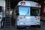 Kira ödemekten bıkan çift otobüsü eve çevirdi!
