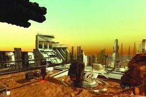 Mars'a şehir kuruluyor