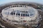 Samsun yeni stadına kavuşuyor