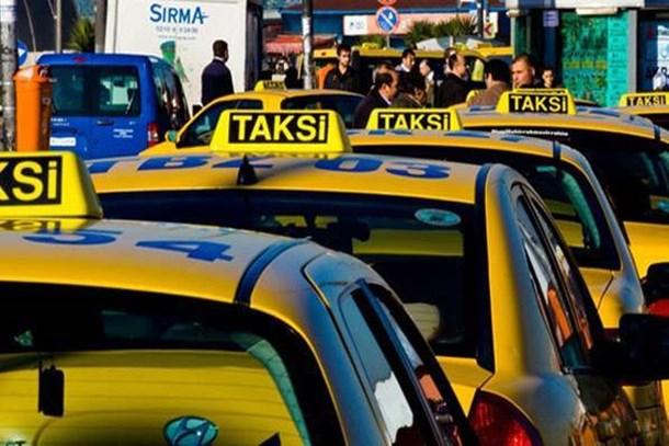 Lüks taksiler artık hem zamlı hemde turkuaz!