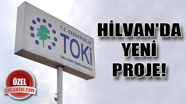 Hilvan'da yeni proje!
