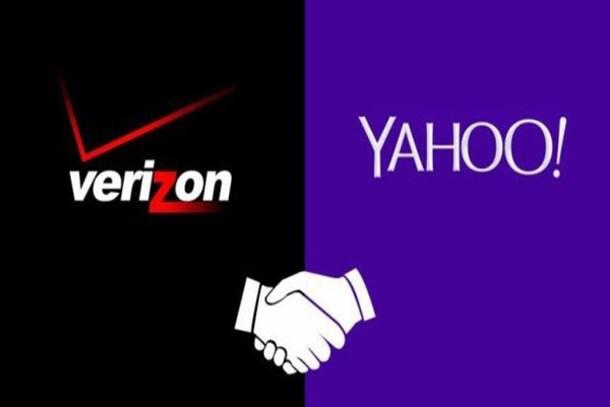 Alman devi Verizon Yahoo'yu satın alıyor