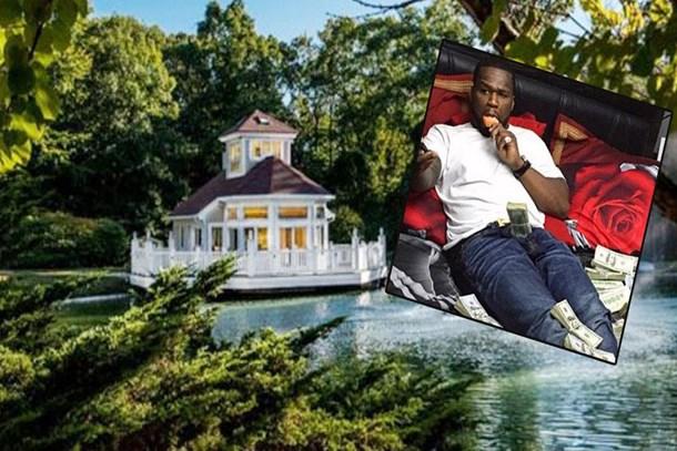 50 Cent'in evi huzurevi oluyor