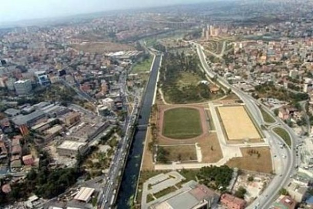 Çağlayan'da belediyeden satılık arsa!